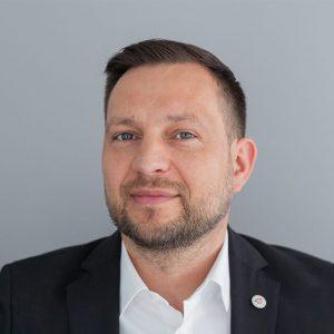 Marcin Nowak - prezes firmy