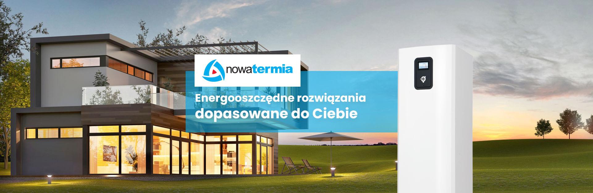 Nowatermia - energooszczędne rozwiązania