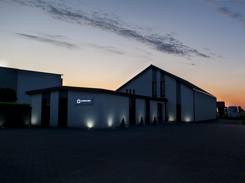 siedziba techniczna Wichowo